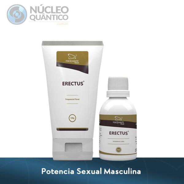 Erectus Fisioquantic - Potencia Sexual Masculina