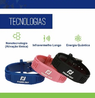 Pulseira Powerchip