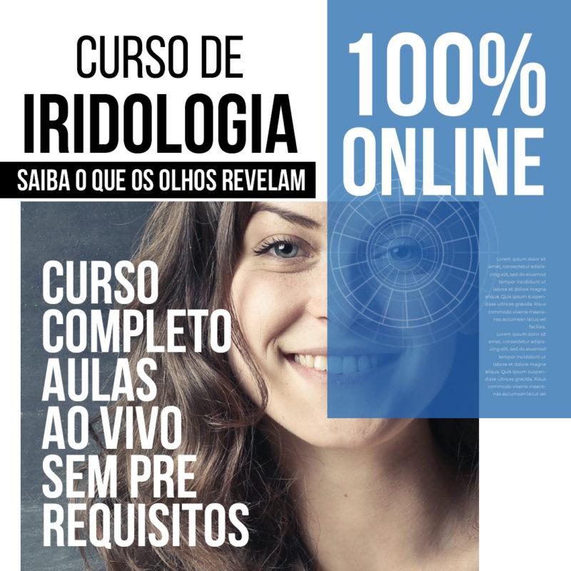 Curso de Formação de Terapeuta Iridologo Online